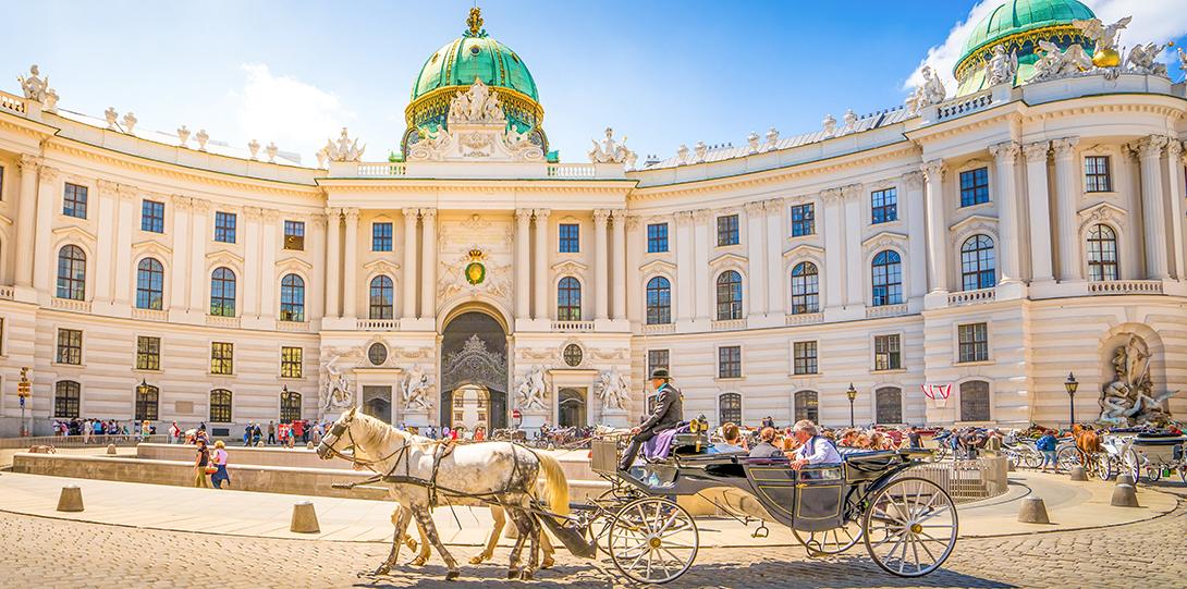 Vienna's Hofburg