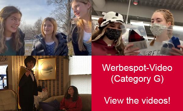 screenshots of winning videos